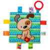 Taggies Crinkle Stroller Toy, Puppy