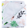Triple Layer Muslin Blanket, Tropical Birds