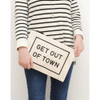 Get Out of Town Travel Pouch