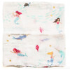 Mermaids & Narwhals Bamboo Swaddle