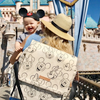 Petunia Pickle Bottom Boxy Backpack, Mickey & Minnie