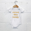 Sweet Like Candy Organic Bodysuit