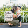Petunia Pickle Bottom Axis Backpack, Mickey & Minnie