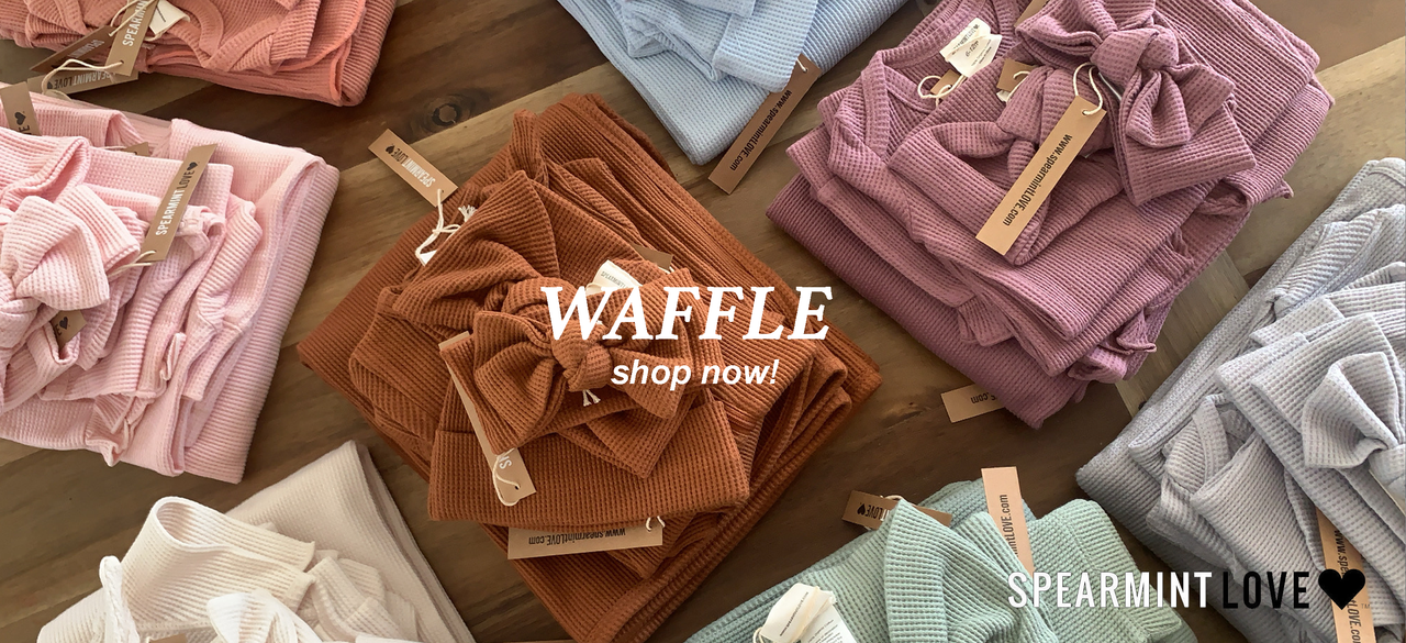 Organic Waffle Collection