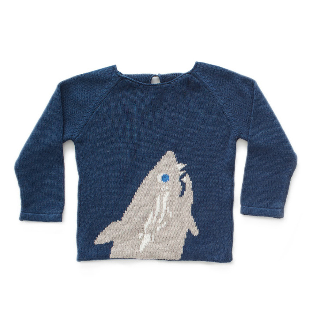 aa651a834 Oeuf Shark Sweater - Spearmint Ventures, LLC