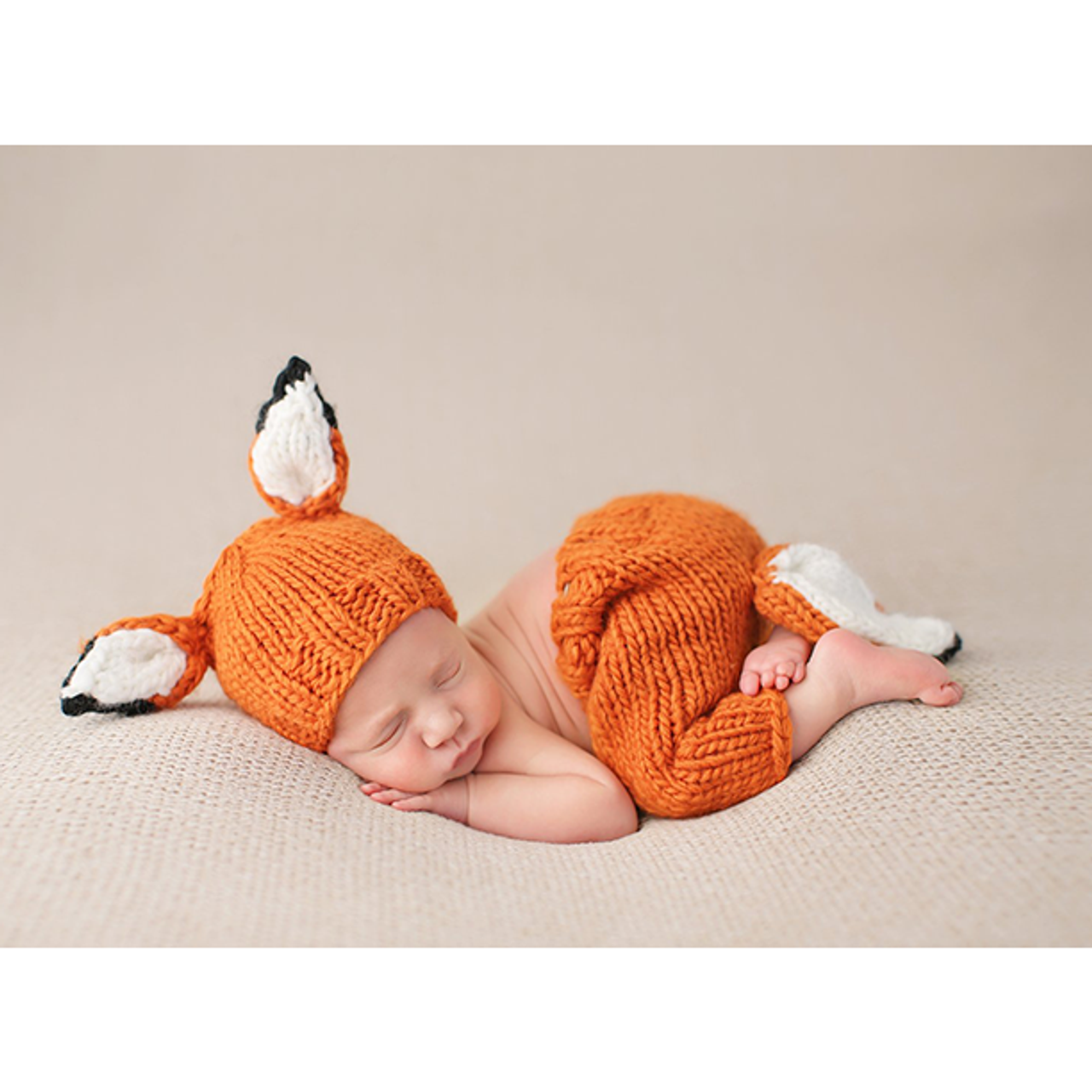 Fox Newborn Set