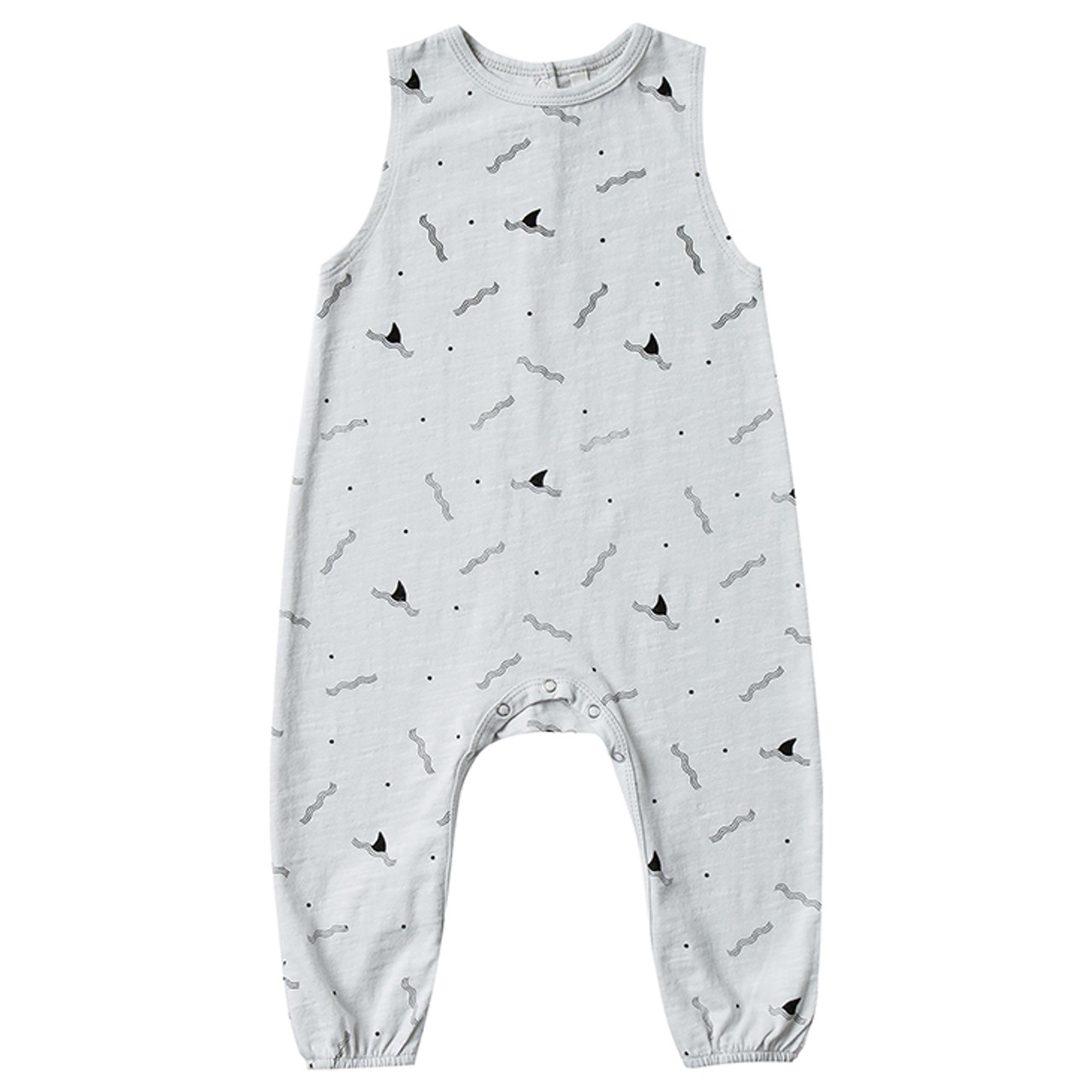 6502103db Rylee & Cru Mills Jumpsuit, Shark Fin - Spearmint Ventures, LLC