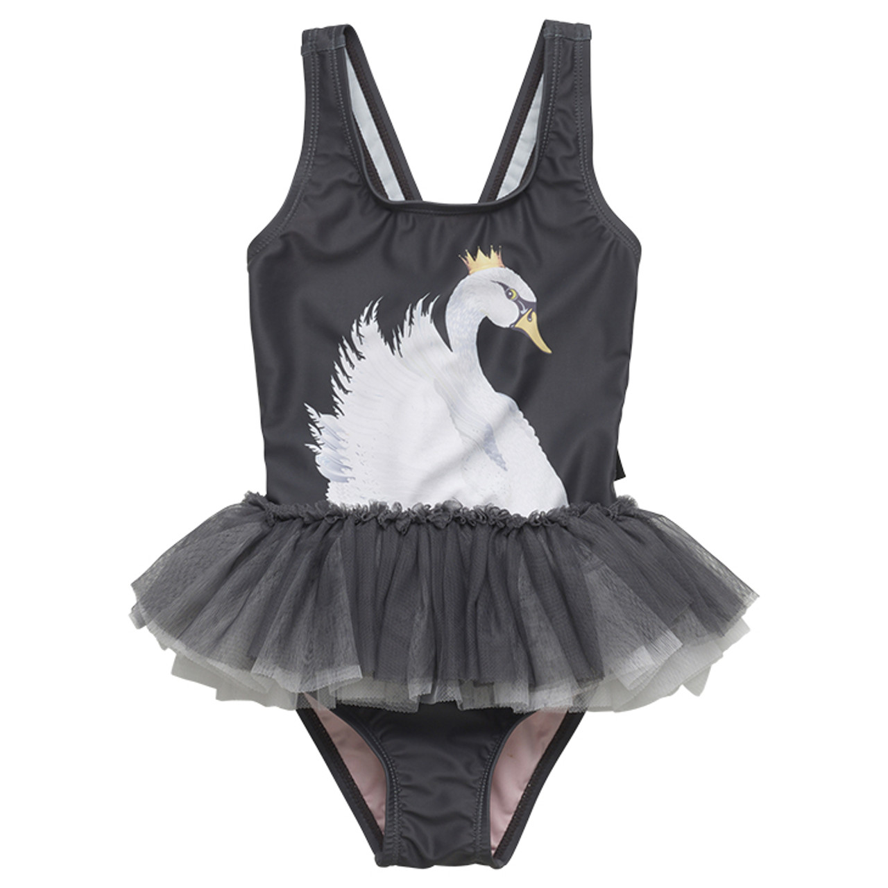 e12a7be0266da Rock Your Baby Tulle One Piece Swimsuit, Swan Lake - Spearmint ...