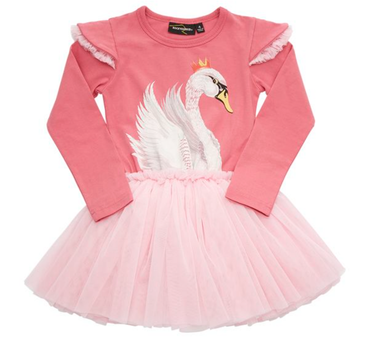 a2aa937a0 Rock Your Baby Swan Lake Circus Dress