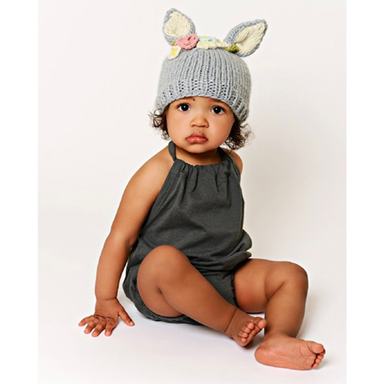 a36a7d719 Bunny Hat, Flowers