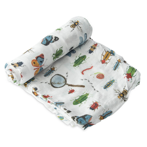 Deluxe Swaddle, Bugs