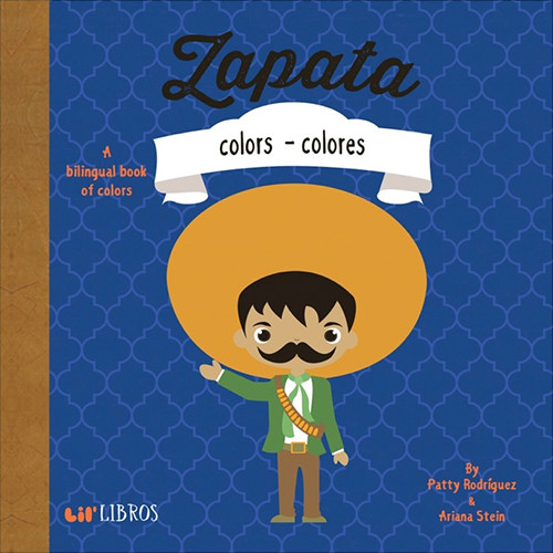Zapata Board Book