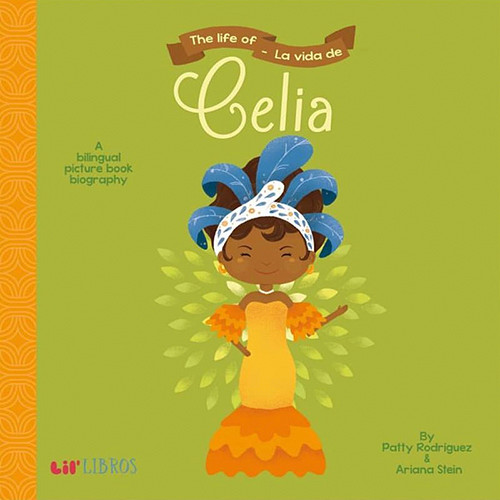 Celia Board Book