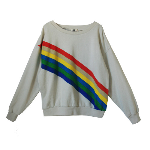 Rainbow Cana Pullover Sweater