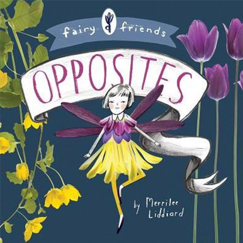 Fairy Friends: Opposites Board Book