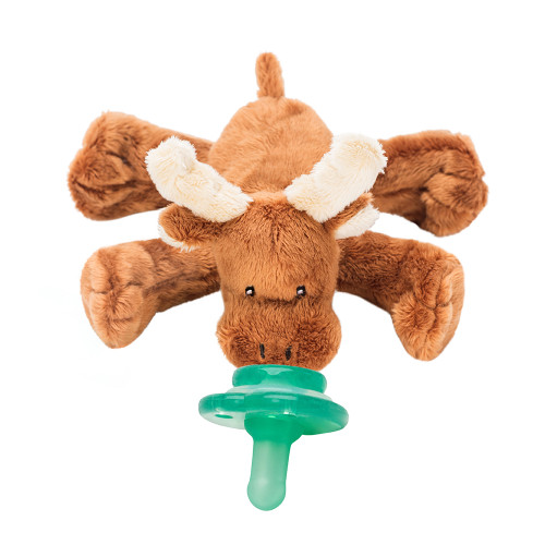 Paci Plush Buddy, Moose