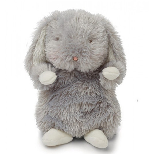 Fluffy Bloom Bunny, Grey