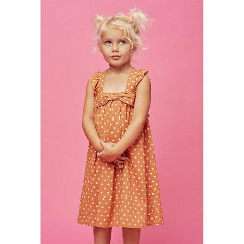Dottie Dress, Copper