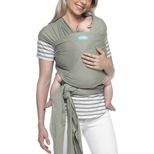 Moby Classic Wrap, Pear