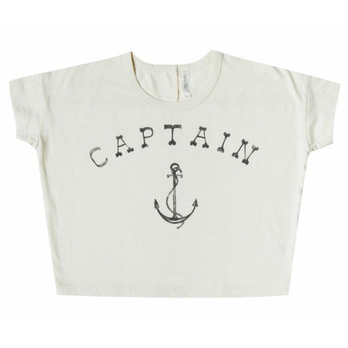 Rylee & Cru Captains Tee