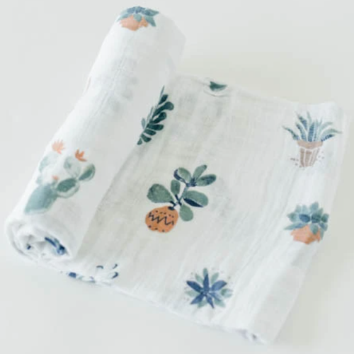 Muslin Swaddle, Prickle Pots