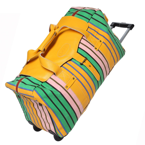 Stripey Trolley Bag