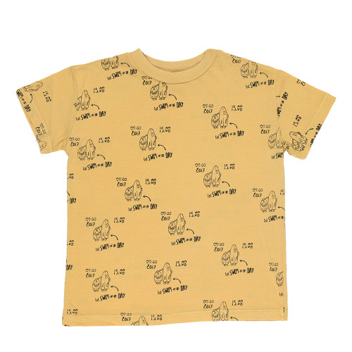 All Over Swim of the Day T-Shirt