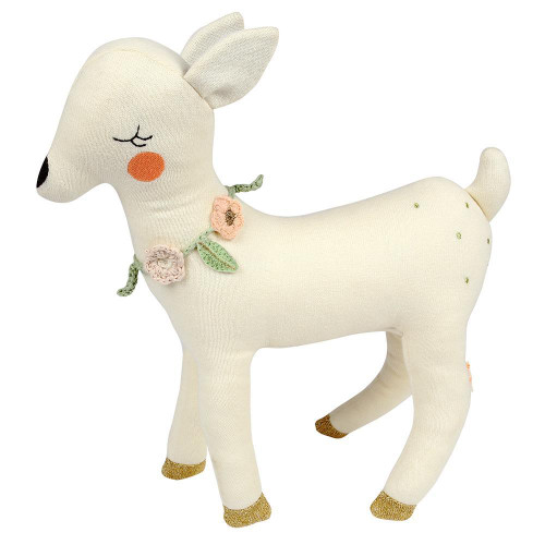 Blossom Baby Deer Plush Toy