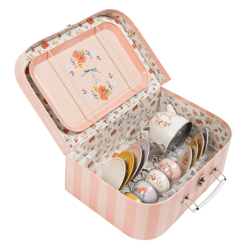 Les Parisiennes Tea Party Set