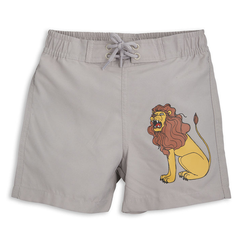 Mini Rodini Swim Trunk, Lion
