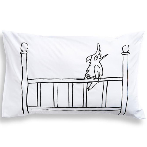 Pillowcase, Cockatoo