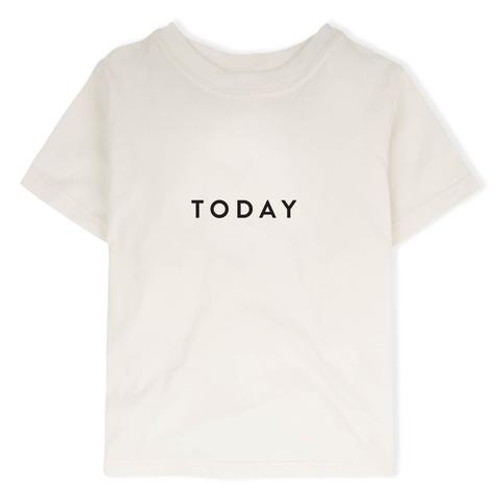 Organic Natural Tee, Today