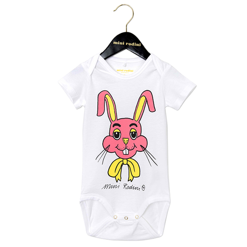 Mini Rodini Rabbit Bodysuit