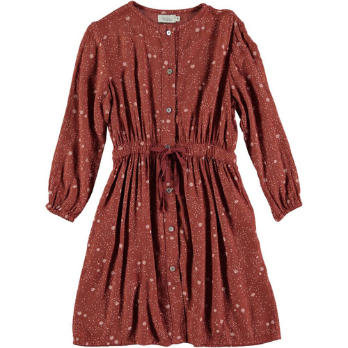 Liv Liberty Girl Dress, Cinnamon