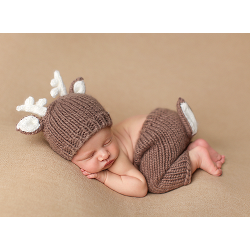 Deer Newborn Set