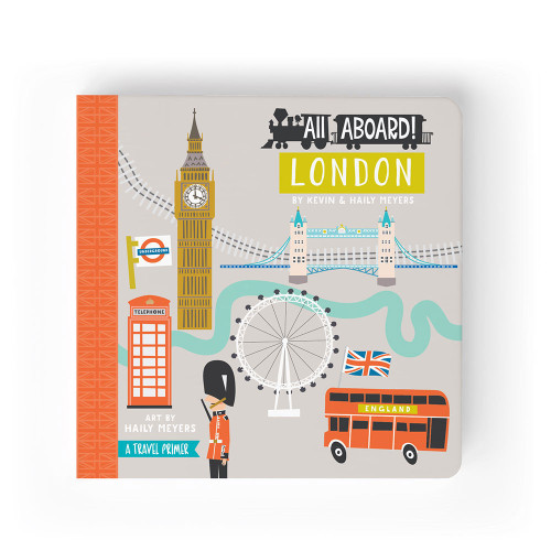 All Aboard London: A Travel Primer Book