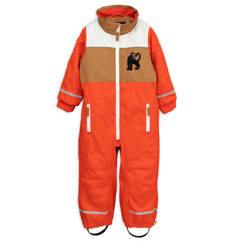 Mini Rodini Snow Racing Overall