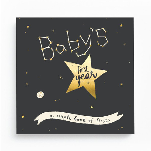 Memory Book, Special Edition Gold Foil Stargazer