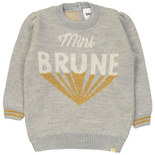 Mini Brune Sweater
