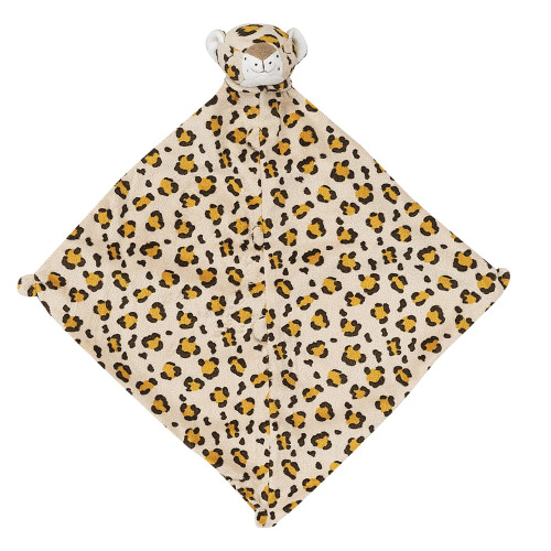 Leopard Security Blankie