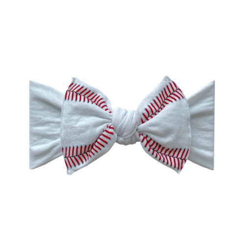 Knot Bow, Baseball