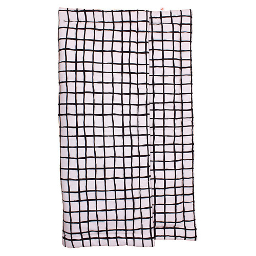 Playmat, Black Grid