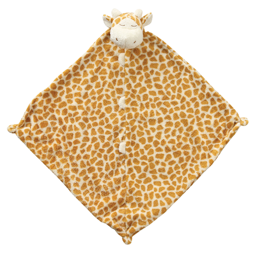 Giraffe Security Blankie