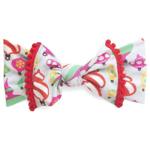 Trimmed Knot Bow, Ornaments