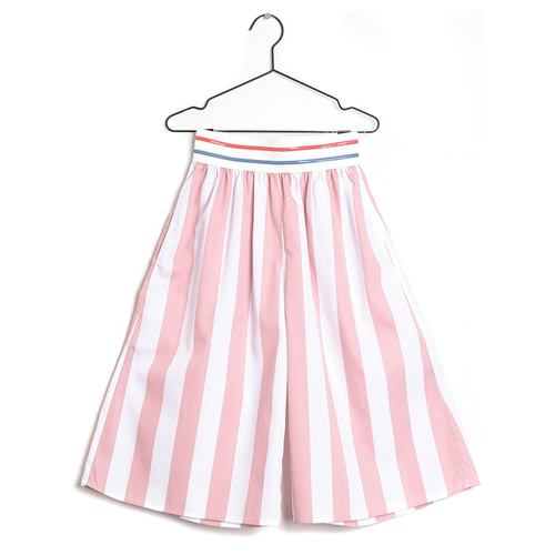 Wolf & Rita Elsa Trouser, Pink Stripes