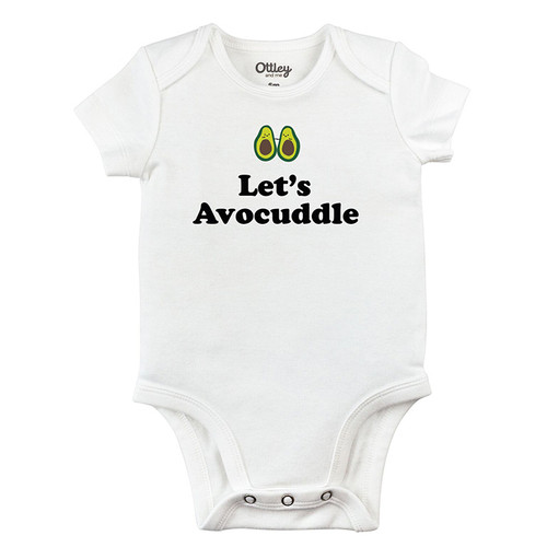 Let's Avocuddle Bodysuit
