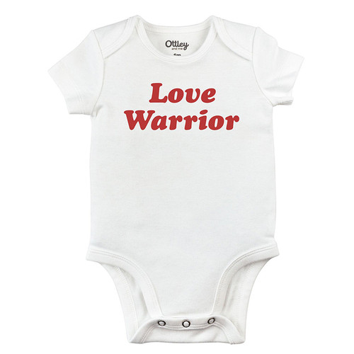 Love Warrior Bodysuit