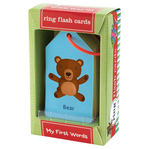 My First Words Flashcards