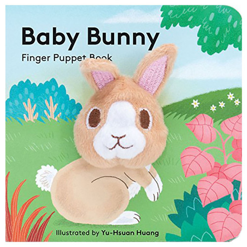 Finger Puppet Book, Baby Bunny