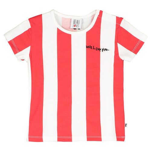T-Shirt, Deck Chair Stripe